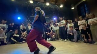 Battle HIP-HOP PRO 1/8 | Nuta vs Vika | Home Buck 4