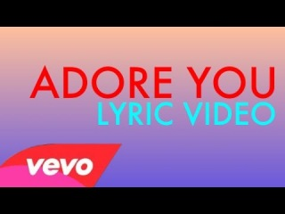 Miley Cyrus - Adore You (Official Lyrics Video)