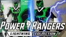 Hasbro Pulse Exclusive Lightning Collection Green Psycho Ranger Review Power Rangers In Space