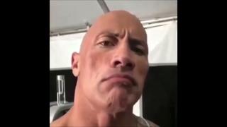 The Rock is sus