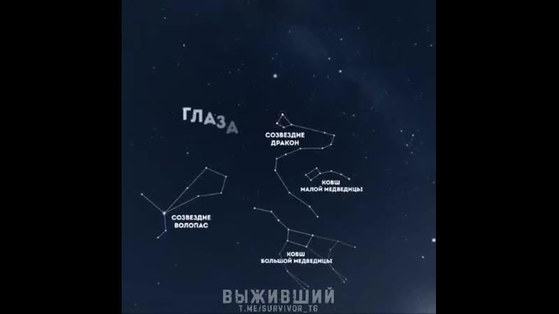 как найти расположение звёзд на небе