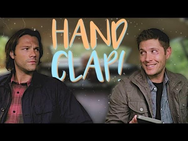 Sam Dean Handclap HBD Keya