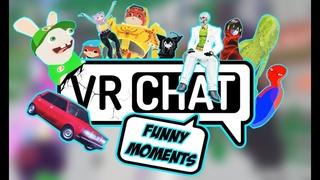 VRCHAT Funny moments (Как поднять настроение)