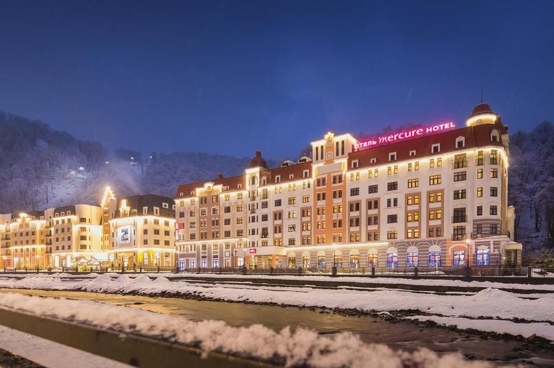 Выбираем отель на Роза-Хутор, изображение №6