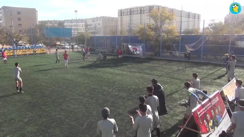 ЛЛФ 2020 Осень Видео обзор матча Namys 04 05 КИС Актау Лига В2 9 тур 24 10 20г