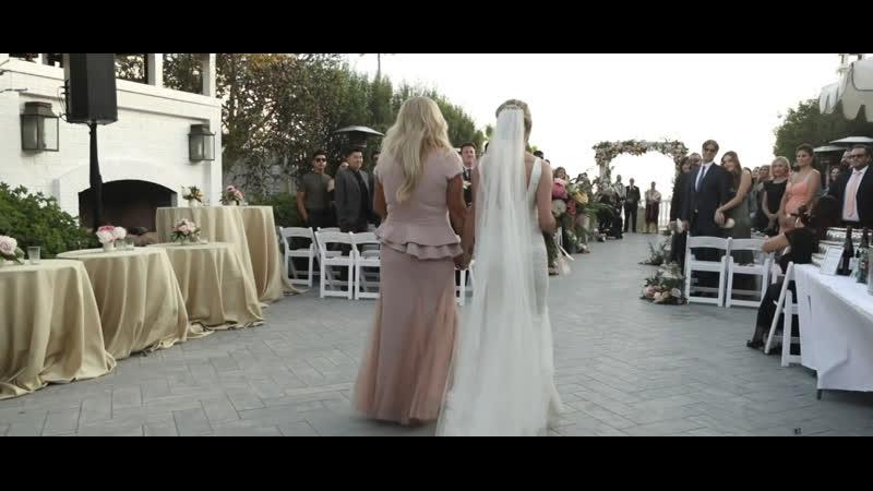 2018 ›› Лиз и Майкл на свадьбе друзей