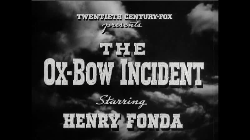Incidente en ox bow 1943 esp