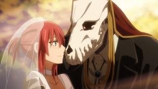 Невеста чародея OVA (2021) трейлер на русском