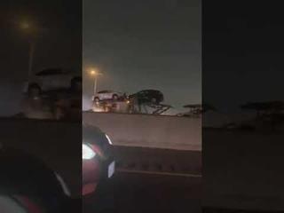 Accidente en Fort Worth, Texas 2