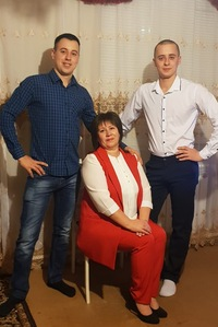 Бушуева Галина