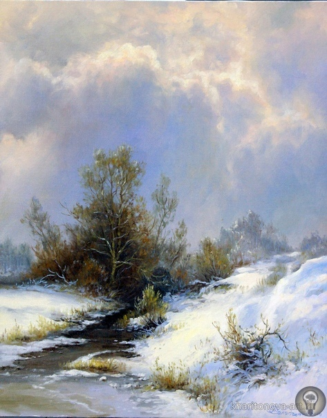 Солодченко Максим и его прекрасные пейзажи