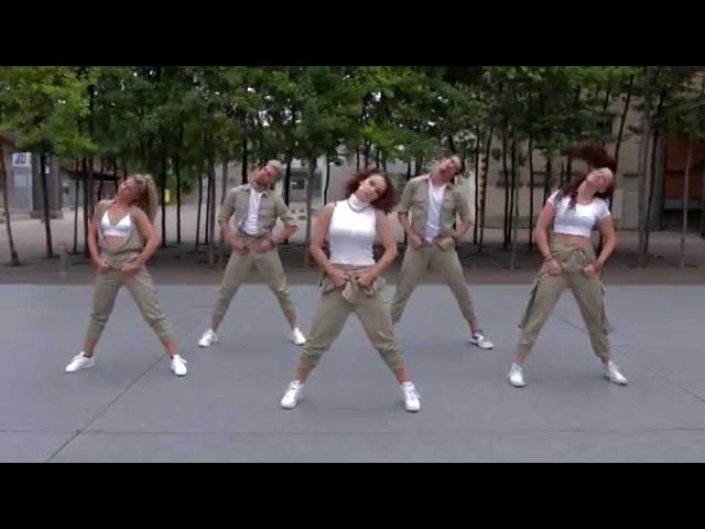 Mek It Bunx | DeeWunn ft. Marcy Chin | MnM Choreography (Mike Marcelo)