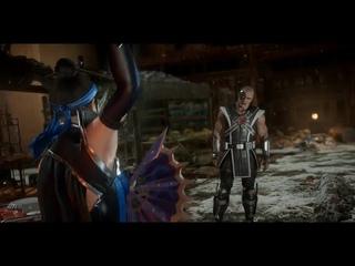 Mortal Kombat 11 Башни времени Перчатка этап 8 Карманные ракеты