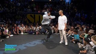 Rochka vs Aldo TOP 24 Hiphop Forever - Summer Dance Forever 2019