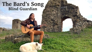 BLIND GUARDIAN - The Bard's Song - Acoustic Classical Guitar Cover by Thomas Zwijsen