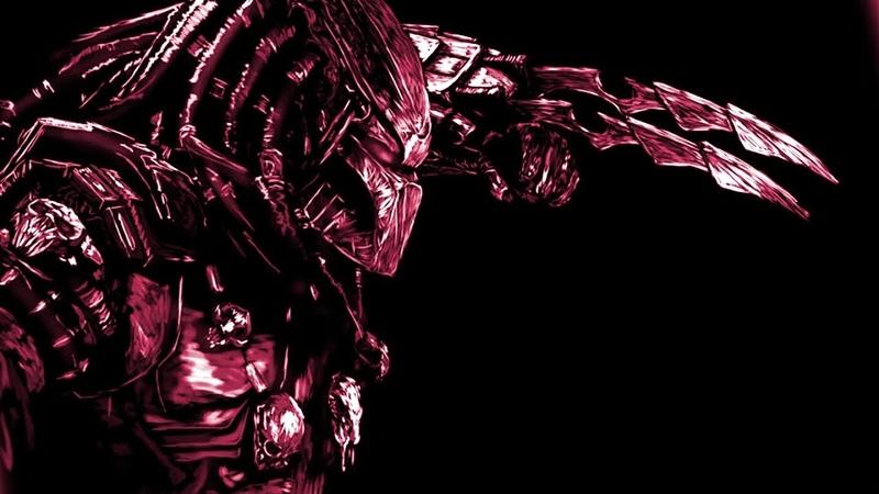 Inside The Predator ► DJ Kot Katan Psychedelic Predatory Ambient Mix
