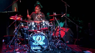 Anthony Burns - Grand Finalist at Guitar Center's 20th Annual Drum-Off (2008)