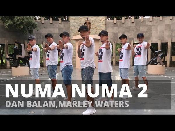 NUMA NUMA 2 by Dan Balan Marley Waters Zumba TML Crew Jay Laurente