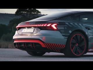 Обзор Audi RS e-tron GT 2021 с проверкой 0-100 км⁄ч и 1⁄4 мили!