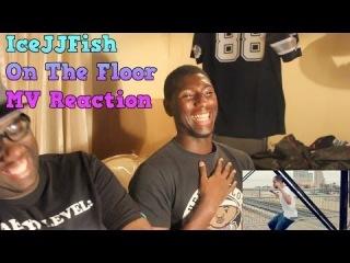 Black People React: IceJJFish - On The Floor MV Reaction