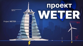 Проект WETER. Презентация (Energy 2020)