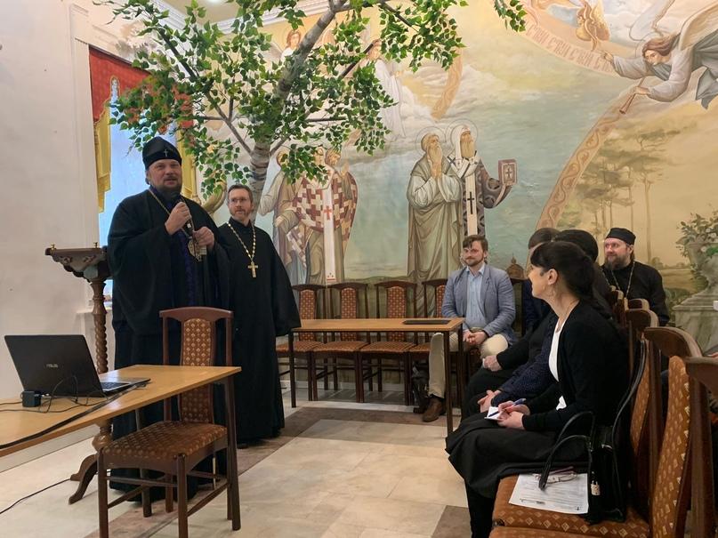 Выездной семинар в Сыктывкаре, изображение №1