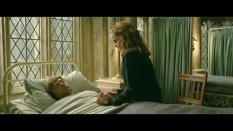 Harry Potter Гарри Поттер Рон и Гермиона Hold On