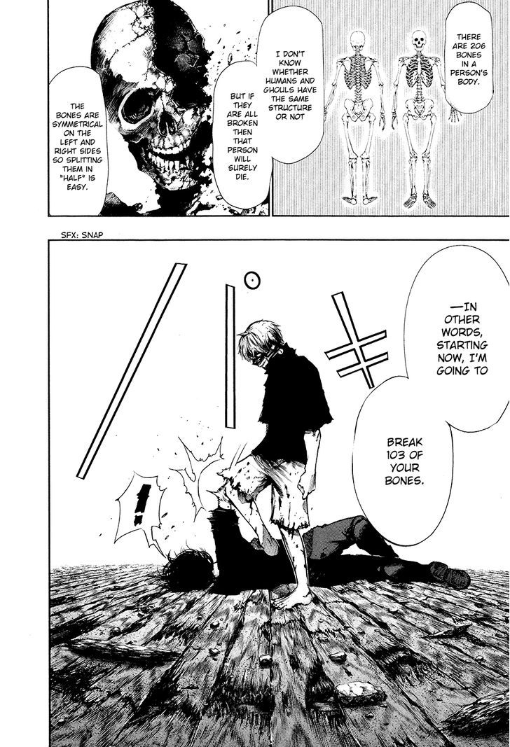 Tokyo Ghoul, Vol.8 Chapter 75 Secret, image #16