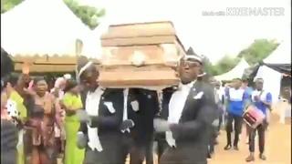 Funny coffin dance meme. Funeral Dance Meme. Негры танцуют с гробом Astronomia Meme Compilation 2020