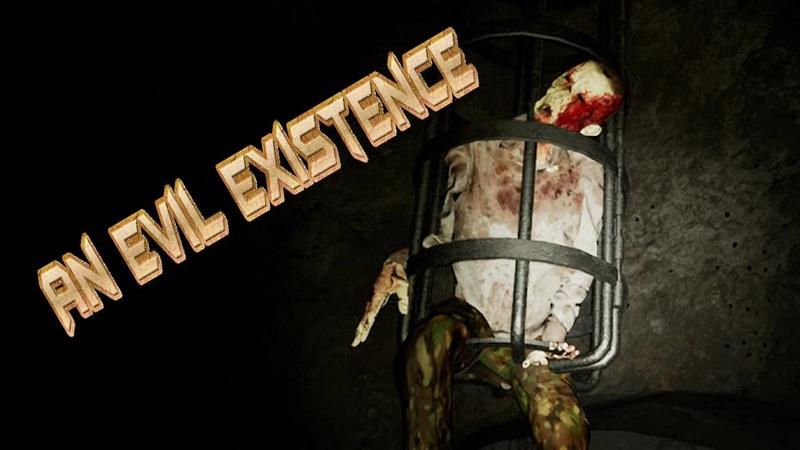 Подгоревшая теща ▶ An Evil Existence прохождение хоррора Финал