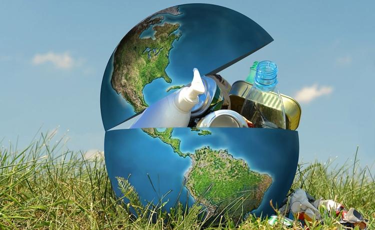 Граждане, проявляйте ответственность! Разделяйте отходы! Спасайте планету!
