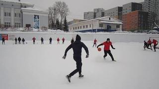 8 тур, ПМФЛ, 7х7, 3 лига, Гремячка - Тортуга, 2 тайм,