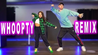 WHOOPTY - CJ (Remix) Dance ft 10 YEAR OLD MIMI!! 😱