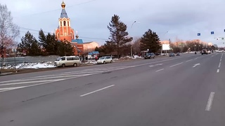 Прекрасный храм в Комсомольск на амуре