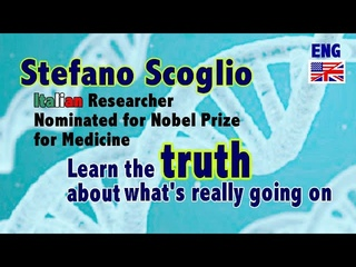 MUST WATCH Dr Stefano Scoglio - ENGLISH Subtitles