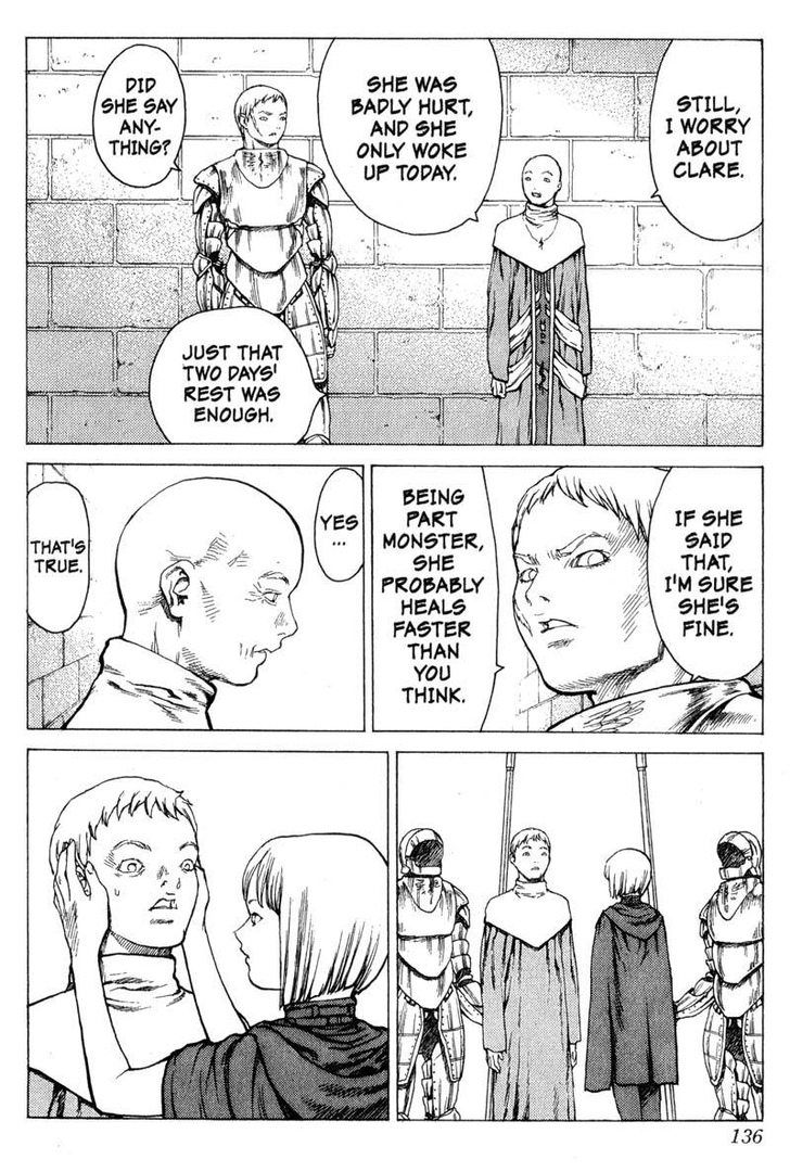Claymore, Chapter 8, image #13