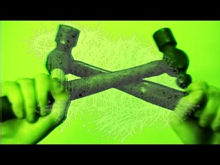 FROG MALLET - SLUDGE OF THE SWAMP [OFFICIAL MUSIC VIDEO] (2021) SW EXCLUSIVE