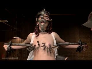 испытали все методы издевательств и бондаж Kristina Rose  [BDSM, Domination. porno, Sex, hard, rough, бдсм, секс, жестко]