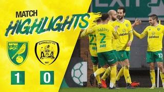 Норвич Сити 1-0 Барнсли (23 тур Чемпионшипа)