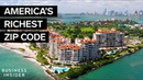 Inside The Richest Zip Code In The US