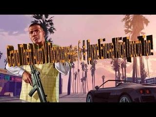 Grand Theft Auto V Проходження 6 # Дуже Епічна Місія Просто Топ !