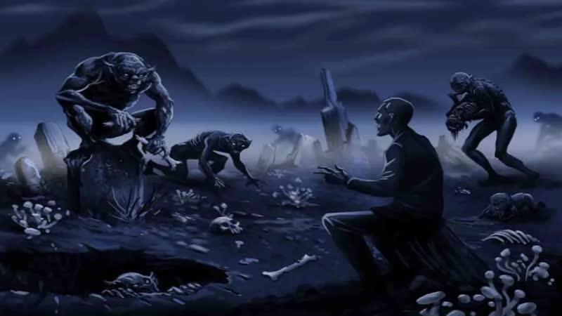Говард Филлипс Лавкрафт Сомнамбулический поиск неведомого Кадата