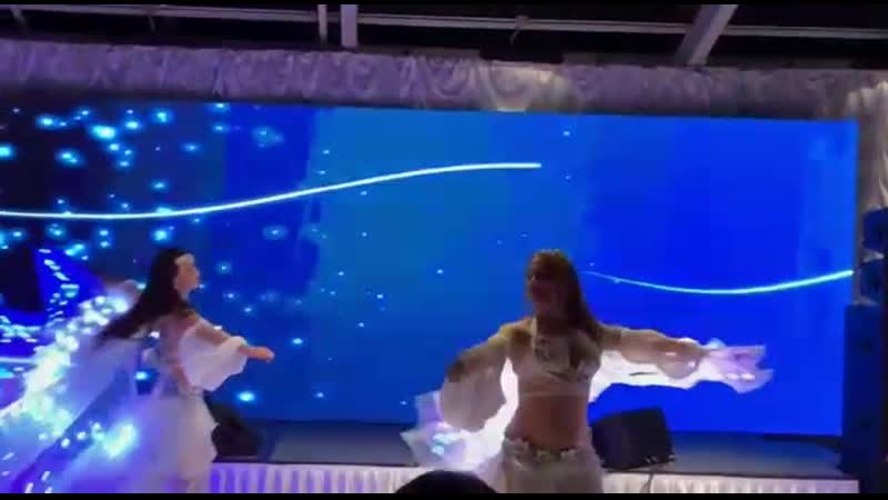 Восточные танцы Илая