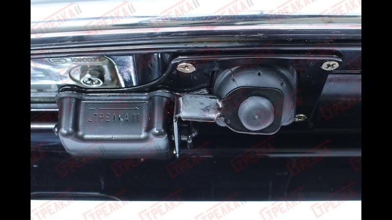Защита камеры заднего вида INFINITI M37 IV с 2010г.в. - strelka11.ru
