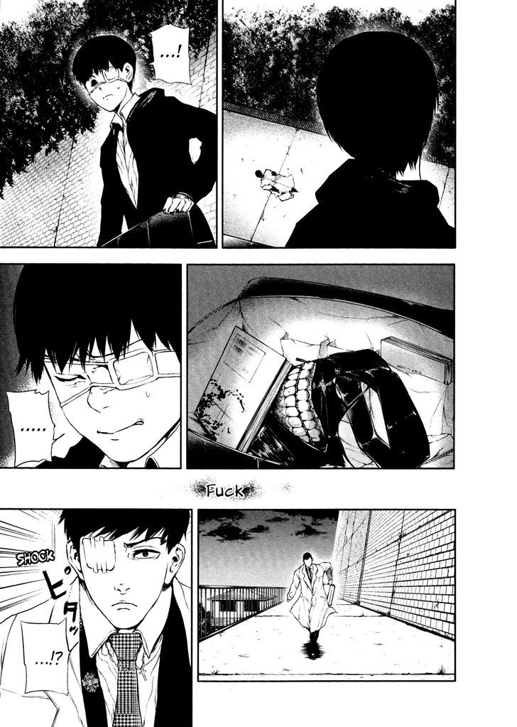 Tokyo Ghoul, Vol.3 Chapter 23 Disappearance, image #19