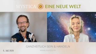TRANSFORMATION ins WIR |  Thomas Schmelzer & Silke Schäfer | Mystica TV [Auszug]