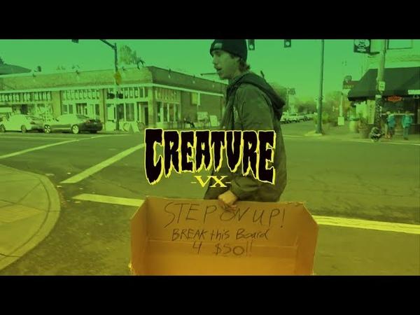 David Gravette puts the Creature VX Decks to the test