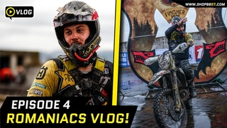 I WON A DAY!! ROXY MET GRAHAM JARVIS -  RED BULL ROMANIACS PART 4
