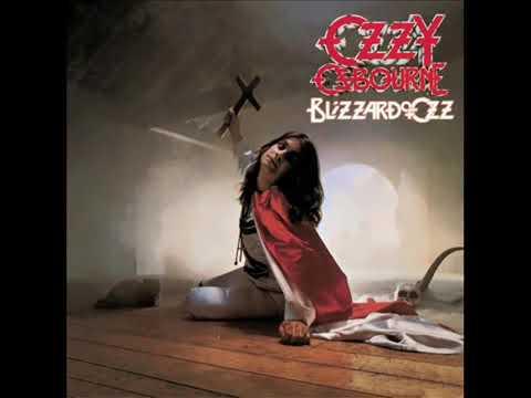 Ozzy Osbourne 1981 Blizzard Of Ozz