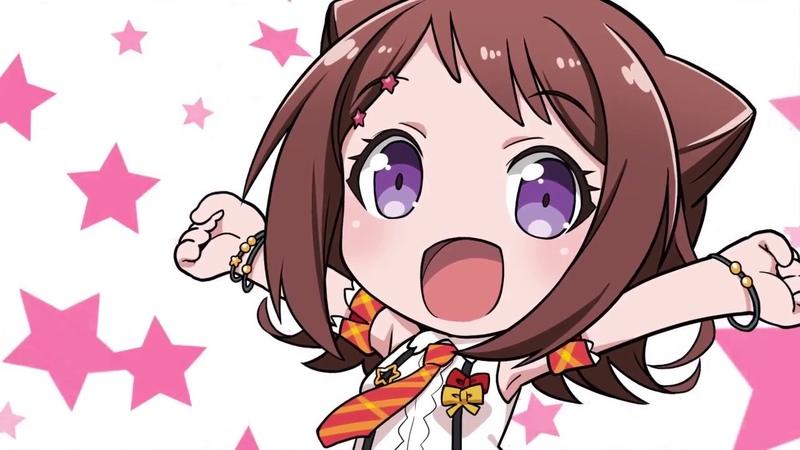 Kasumi × Ran × Aya × Yukina × Kokoro Single Picotto Papitto GARUPA☆PICO CM
